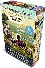 The Oregon Trail Trailblazer (paperback boxed set plus decals)