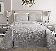 Best king linen bedspread Reviews