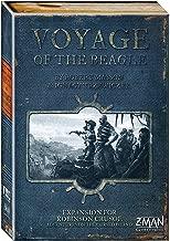 Robinson Crusoe Voyage of The Beagle Board Game