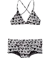 Billabong Kids - Geo Delight Triangle Set (Little Kids/Big Kids)