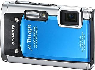 OLYMPUS 防水デジタルカメラ μ TOUGH 6020 ブルー μ TOUGH-6020 BLU