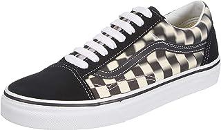 Unisex Chambray Old Skool Sneakers (6 US Women / 4.5 US Men)