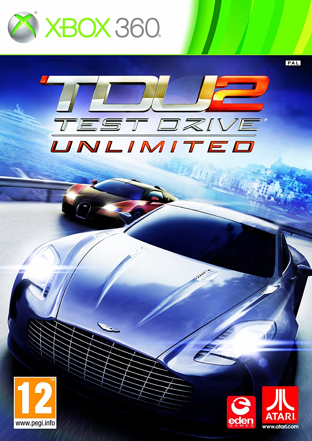 Test Drive Unlimited 2 Xbox Namco Bandai Dallas Mall by 360 Max 65% OFF