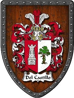 Best castillo family crest Reviews