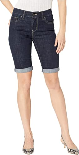 e693681c Levis womens bermuda shorts, Clothing | Shipped Free at Zappos