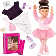 Our Generation Sydney Lee-Deluxe Doll & Book 18