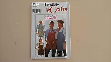 SIMPLICITY CRAFTS 9361