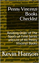 Penny Vincenzi Books Checklist: Reading Order of The Spoils of Time Series and List of All Penny Vincenzi Books