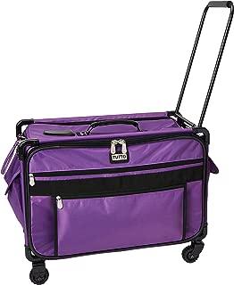 Mascot Metropolitan Tutto Machine Case On Wheels Extra Large 24in Purple, X-Large/24