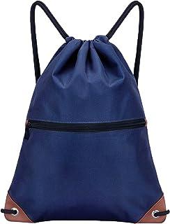 PE Sac Etanche de Piscine Chaussures Tissu Jouet Organisateurs Bagage Sac Rangement pour Voyage Gym Pochette Plastique aoory 6 Pcs Sac /à Cordon
