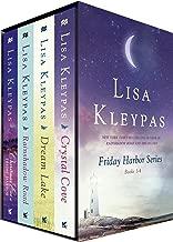 Friday Harbor Series Books 1-4: Christmas Eve at Friday Harbor, Rainshadow Road, Dream Lake, and Crystal Cove