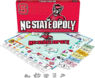 Late for the Sky North Carolina State University - N.C.Stateopoly