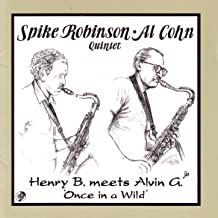 Henry B. Meets Alvin G. 'Once In A Wild'