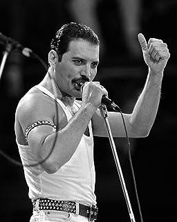 42955e2bdf6f98 Freddie Mercury   QUEEN 8 x 10 GLOSSY Photo Picture