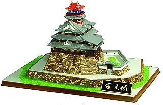 童友社 1/540 日本の名城 JOYJOYコレクション 安土城 プラモデル JJ10