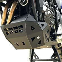 Cubre Cárter para Yamaha Ténéré 700 T7 XTZ-690 2019 Proteccion Negro
