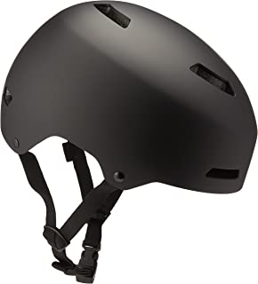 Giro Casco BMX/Cross Quarter sin Visera, Color Negro, Mediano, 55-59 cm