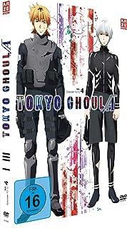 Tokyo Ghoul A (2. Staffel) - Vol. 4 [Alemania] [DVD]