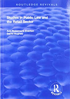 Studies in Public Law and the Retail Sector