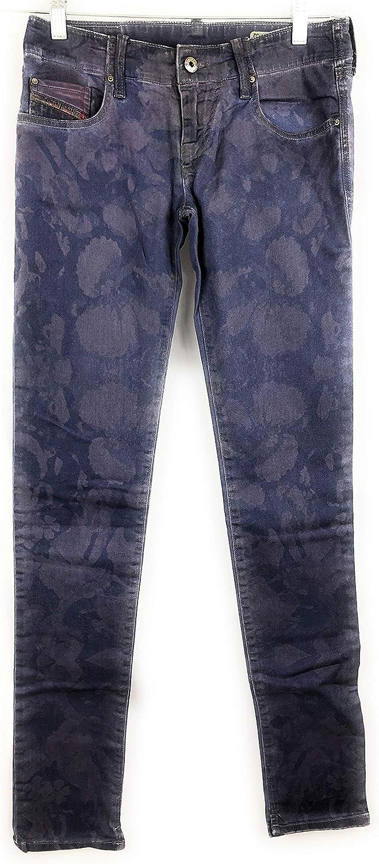 Diesel Women's Super SlimSkinny Grupee Stretchy Jeans