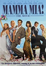 Mamma Mia! The Movie (My Big Fat Greek Wedding 2 / The Boss / Mother's Day Fandango Cash Version)