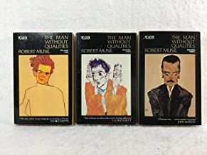The man without qualities: volumes 1, 2 & 3