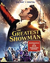 The Greatest Showman + Sing-along [Blu-ray]