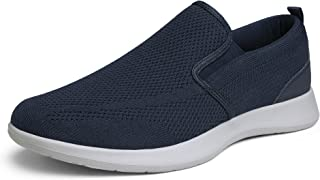 Bruno Marc Men's Walking Shoes Slip-on Sneakers Casual Loafers