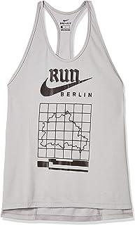 بلوزة رياضية للركض من نايك بدون أكمام للنساء