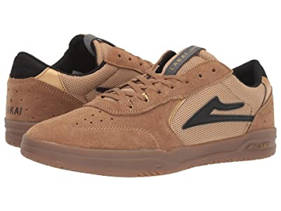 Lakai Atlantic (Tan Suede) Men