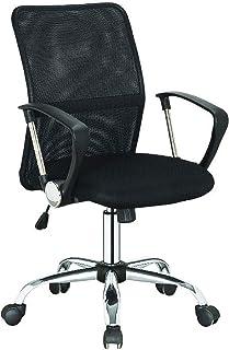 Mesh Chair Upl:Mesh Arm:PP and chrome Mch:Butterfly tilt Gas lift: 100mm chrome, class 2 Base:300mm chrome Nylon castor