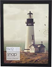 Snap 17FW2377 Black Wood Frame, 9x12