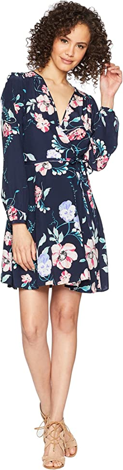 Duchess Wrap Dress