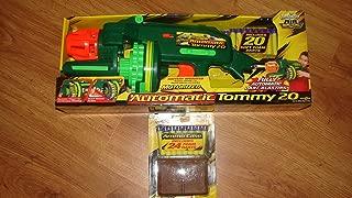 Buzz Bee Air Blaster Automatic Tommy 20 BONUS Ammo Case & 24 Extra Darts