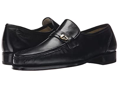Florsheim Como Imperial Slip-On Loafer (Black Cabaret) Men