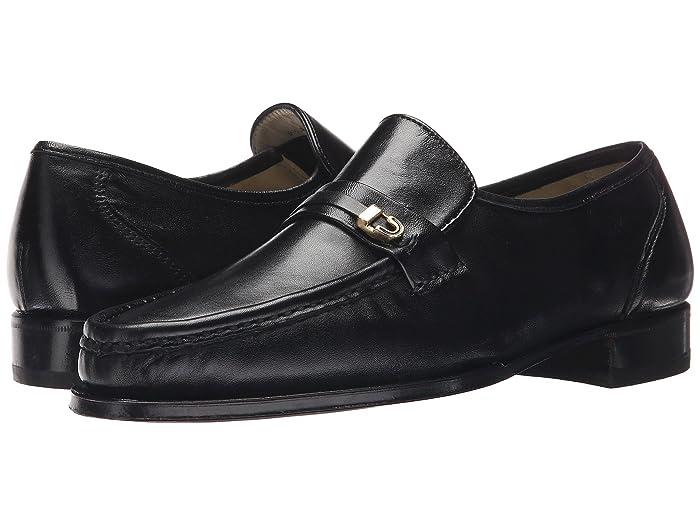 Florsheim  Como Imperial Slip-On Loafer (Black Cabaret) Mens  Shoes