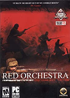 Red Orchestra Ostfront 41-45 (Windows CD) The Eastern Front