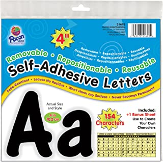 bulletin board letters and numbers