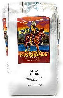 Kona - Rio Grande Roasters Kona Blend 3 Lb. Bag Whole Bean Coffee