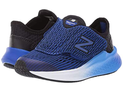 New Balance Kids Fresh Foam Fast (Infant/Toddler) (Black/UV Blue) Boys Shoes
