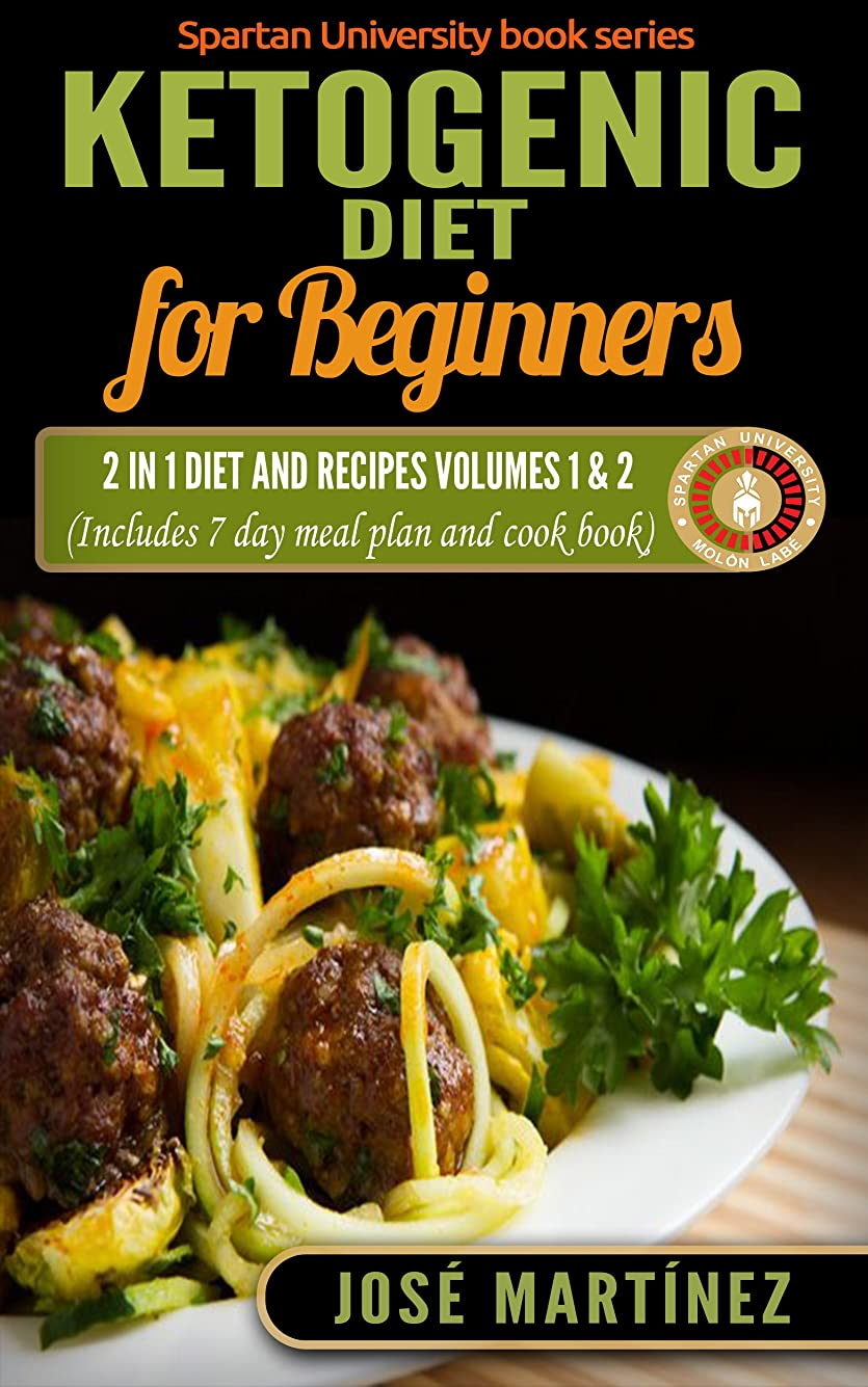 Ketogenic Diet for Beginners: Diet and Recipes volumes 1 & 2 -  Meal Plan and CookBook (English Edition)