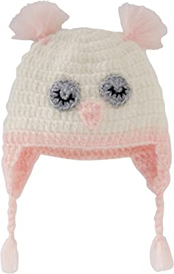 Owl Knitted Hat (Infant)