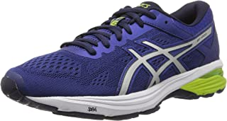 Asics GT-1000 6 Stability Men's Running Shoe, Limoges/Grey, AU7.5