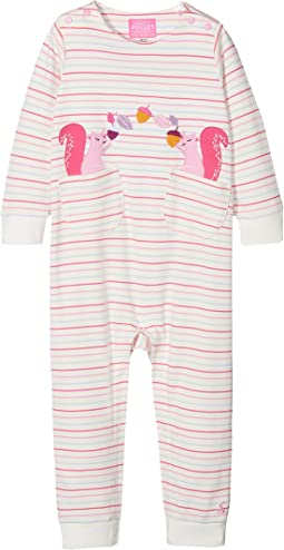 Gracie Applique Coverall (Infant)