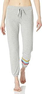 PJ Salvage Women's Loungewear Retro Lounge Banded Pant