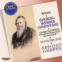 Mejor Brahms Choral Music de 2020 - Mejor valorados y revisados