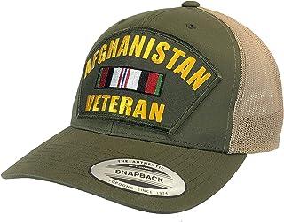 Hawkins Military Afghanistan Veteran Hat Green