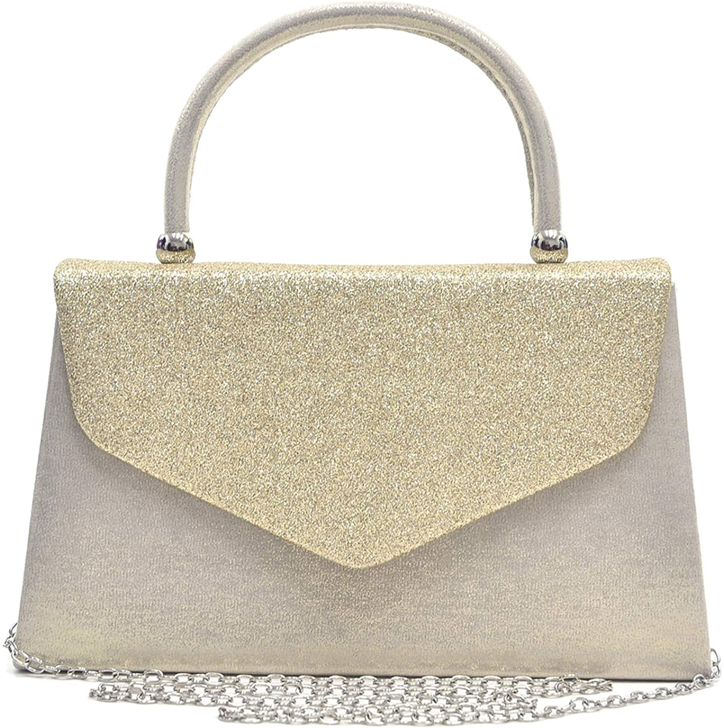 Dasein Women's Evening Bag Party Clutches Wedding Cheap bargain Purses low-pricing Cocktai
