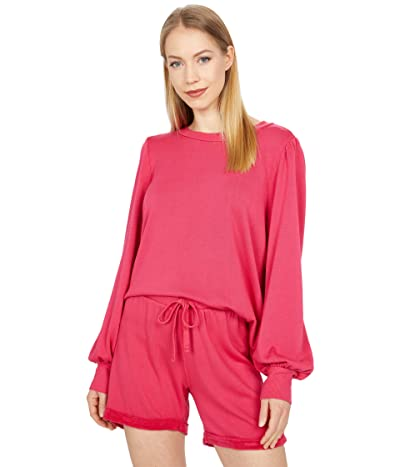 LAmade Tinsley Top in Soft French Terry