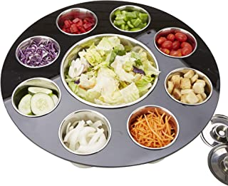 Best revolving tray for condiments Reviews
